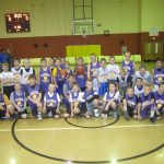 Musketeer Elementary Basketball Camp Going Strong