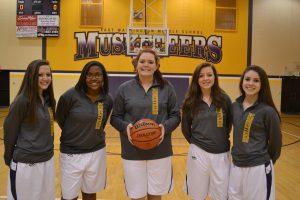8th Girls Basketball vs. Clarksville