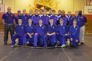 EHS Wrestling Team Picture