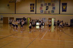 5th & 6th Cheerleaders