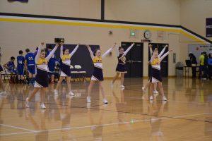 MS Cheerleaders 2-3-15