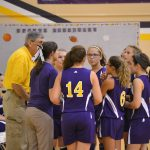 MS Lady Musketeers Volleyball Finish up on the Road