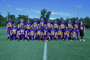 8th Grade Football vs. Scottsburg