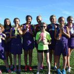 MS Girls Cross Country Season Underway