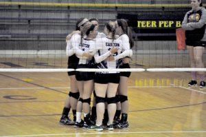 08-25-15 Volleyball v. Clarksville