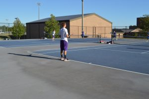 09-14-15 Boys Tennis v North Harrison