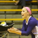Eastern High School (Pekin) Girls Varsity Volleyball beat Charlestown High School 15-13
