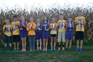 East Washington Cross Country Invitational 9-21-15