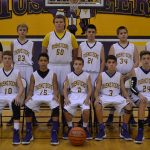 8th Grade Boys Basketball Advances