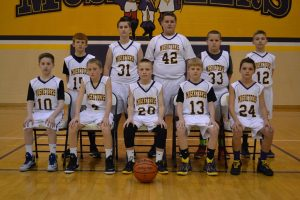 6th BB vs Lanesville 12-10-15