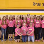 EWMS Lady Musketeers Remain Undefeated