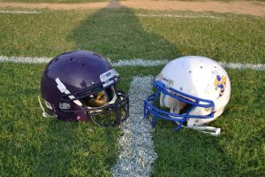 8th Grade Football vs Mitchell 9-8-16