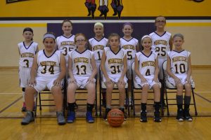 5th Grade Girls BB 9-22-16 Orleans