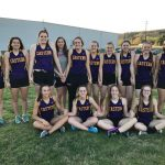 Eastern High School Girls Varsity Track finishes 1st place