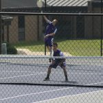 Boys Tennis Team Sweeps Borden