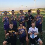 Boys Varsity Cross Country Finishes in 1st place at Paoli Invitational