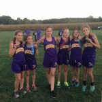 Lady Musketeers Cross Country Team Finishes 2nd