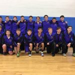 Coed Varsity Wrestling finishes 1st place at Msc- Duals @ Charlestown