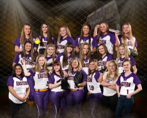 EHS Softball Team Picture 2018
