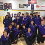 Eastern Wrestling teams wins the 10 team Fugate Invite