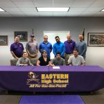 Jeter Signs with St. Mary's of the Woods to Run Track