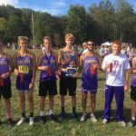 Boys XC Finish in 2nd at Brown County Invitational