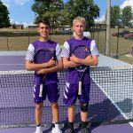 Boys Tennis Finishes 2nd at Crawford County Invitational