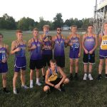 Boys Cross Country Win Their Own Eastern Invitational