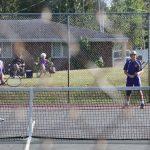 Boys Tennis Team Finishes Regular Season With a Win Over Salem