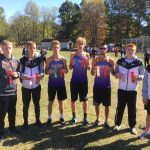 Boys XC Finish 2nd at Conference meet – Uriah Guthrie is MSC Champion
