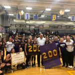 Lady Musketeers beat Paoli 56 – 34. McBride Gets 200th!