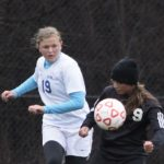 Varsity soccer notches its first River Valley Conference win