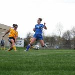 Lady Mustangs drop game in OT to Western Michigan Christian, 4-3