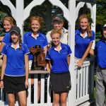 Lady Mustang Golfers are Regional Champions!