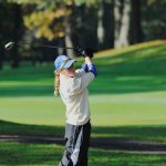 Mustang Golfers take slight edge going into Conference Tournament