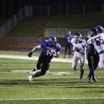 Football shuts out Ravenna 37-0 for first District Title