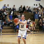 Tyler Baker netting nearly 24 points per game for NorthPointe Christian