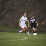 Varsity Soccer falls to Covenant Christian, 2-1
