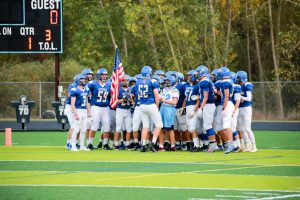Varsity Football vs. Hopkins