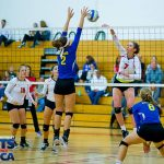 NorthPointe Christian High School Girls Varsity Volleyball Competes At Laingsburg Tournament of Champions