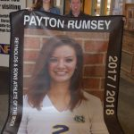 Payton Rumsey Athlete of the Month - Reynolds and Sons
