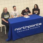 Jared Farnsworth signs with Concordia Chicago Soccer
