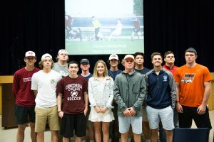 Class of 2018 College Commits