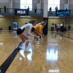 Girls Varsity Volleyball Attends Traverse City Central Invitational