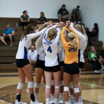 Varsity Volleyball finishes top 3 in Gold at Western Michigan Invitational
