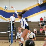 Varsity Volleyball Beats Hastings