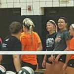Lady Cavs Summer HS Volleyball Camp