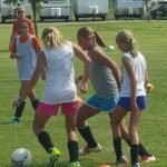 Girls Soccer Camp grades 5-8