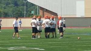HS Football 7 on 7 at University of Dayton