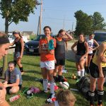 HS Girls Soccer Camp